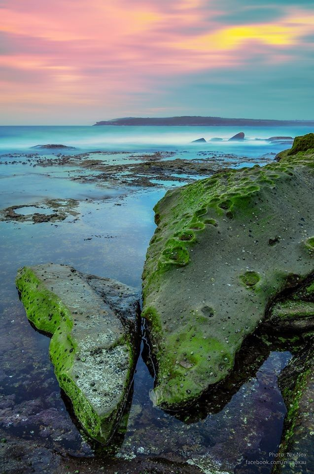 This is just one of those images in my archive taken some where close to Mahon Pool at Maroubra sometime last year.