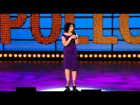 Shappi Khorsandi - Live At The Apollo - YouTube