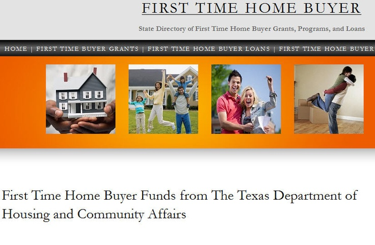 8 best first time home buyer grants images on pinterest for Best house buying websites