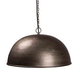 Riippuvalaisin Dimma Ø 600x300 mm antiikkihopea