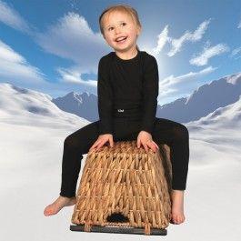 Kinder thermo lange onderbroek in het zwart.  Heerlijk warm voor sportieve kinderen die houden van buiten spelen en sporten met sneeuw en ijs.  Met een lange onderbroek van RJ Bodywear blijven ze schaatsen en skien