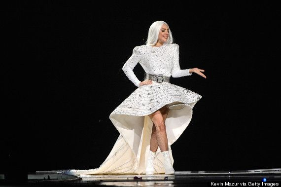 Lady Gagas (And Her Fans) Most Ridiculous Outfits From Her New ArtRAVE Tour