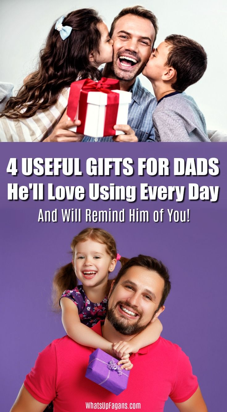 Practical And Useful Gift Ideas For Dads Any Occasion From Fathers Day To Birthdays Christmas These Are Classic Men Who