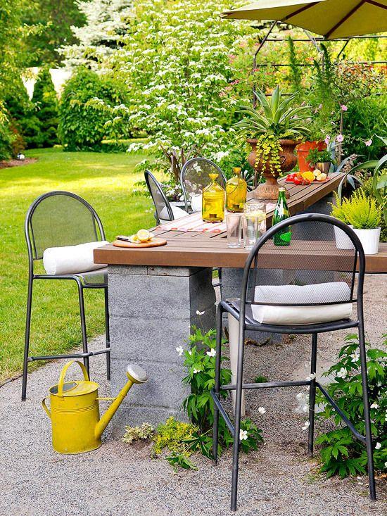 975 besten Garten Terrasse Ideen * Garden Bilder auf Pinterest - ideen terrasse outdoor mobeln