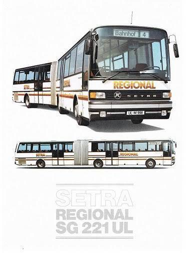 #1985 SETRA #SG221UL #Regional  #BUS #Busworld #SETRA ( #1911 #Karl #Kässbohrer…
