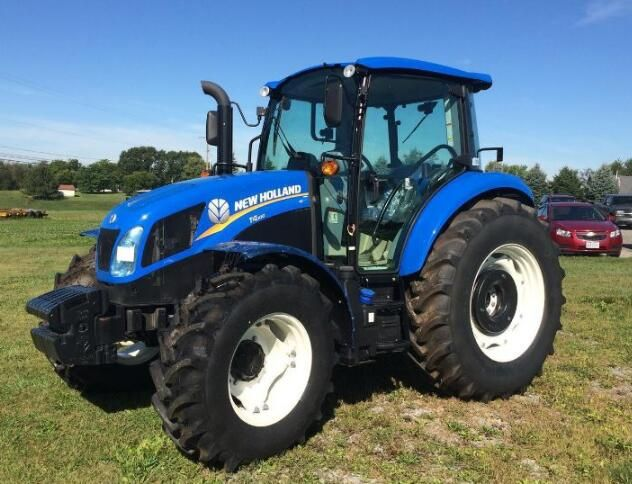 New Holland T4 100 Tractor Tier 4b Na Parts Catalog Manual Service Repair Manuals Pdf Parts Catalog Tractors New Holland