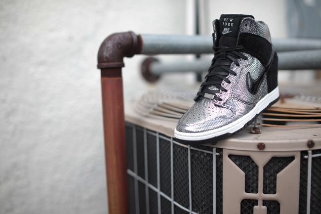 "Nike WMNS Dunk Sky High QS ""City Pack"" (Now Available) - KicksOnFire.com"
