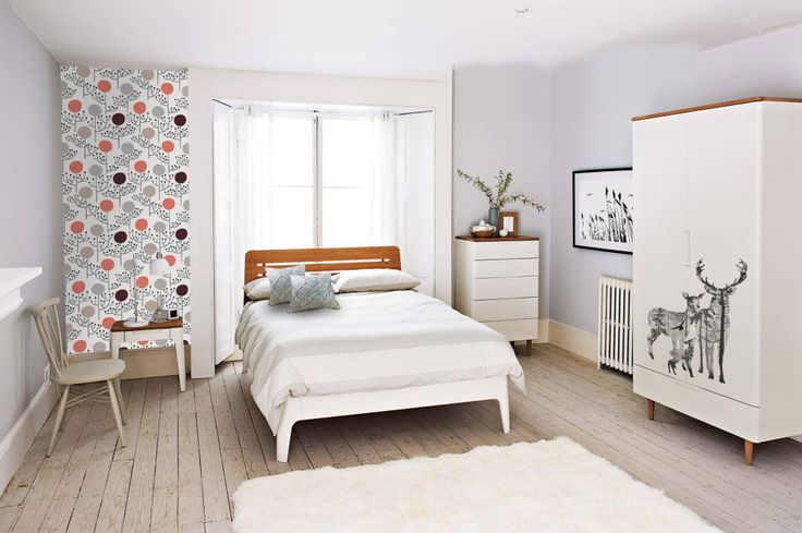 Scandinavian Bedroom photos: Scandinavian Bedroom I homify
