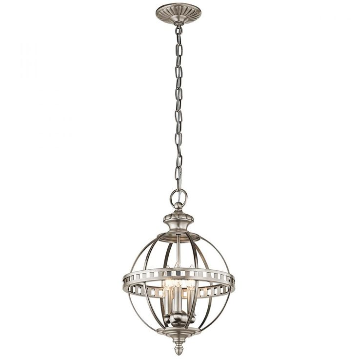 Much, much cheaper alternative to the Victorian Hotel pendant by Restoration Hardware.