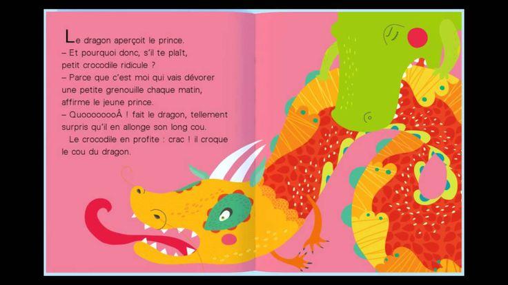 Le dernier roi crocodile - Histoire pour enfants - Dokéo TV