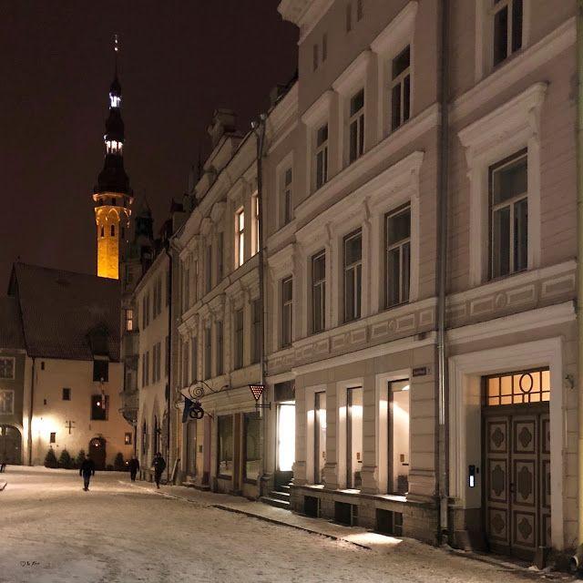 Tallinna talvella - kannattaako lähteä?