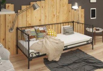 Kovová postel model 3