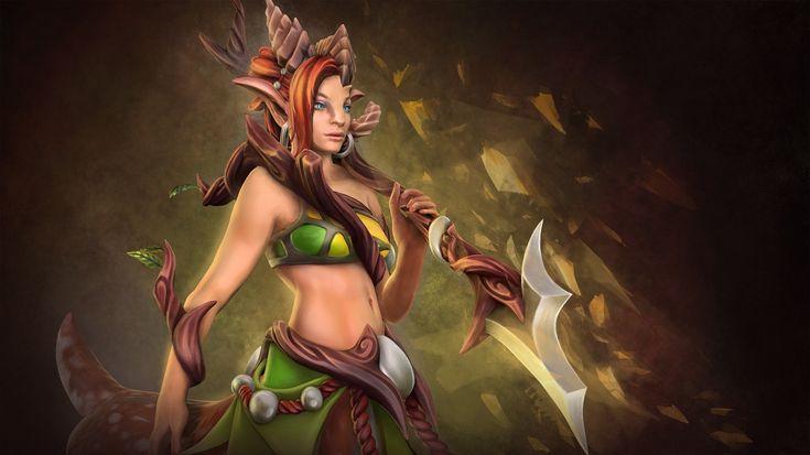 Enchantress Dota 2