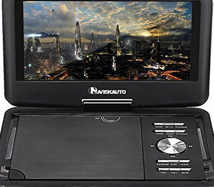 NAVISKAUTO 9 inch Portable DVD Player Wide View LCD Screen, Real 5 Hours Built-In Rechargeable Battery Support  No description http://www.comparestoreprices.co.uk/latest2/naviskauto-9-inch-portable-dvd-player-wide-view-lcd-screen-real-5-hours-built-in-rechargeable-battery-support-.asp
