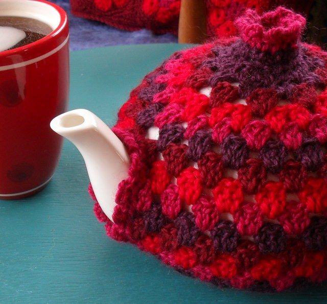 Definitive Tea Cozy.