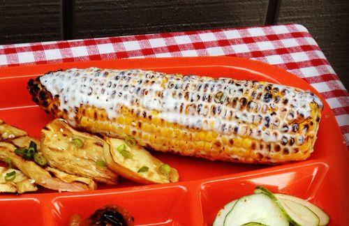 Coconut-lime corn on salt & fat: Corn Recipes, Coconut Lim, Favorite Recipes
