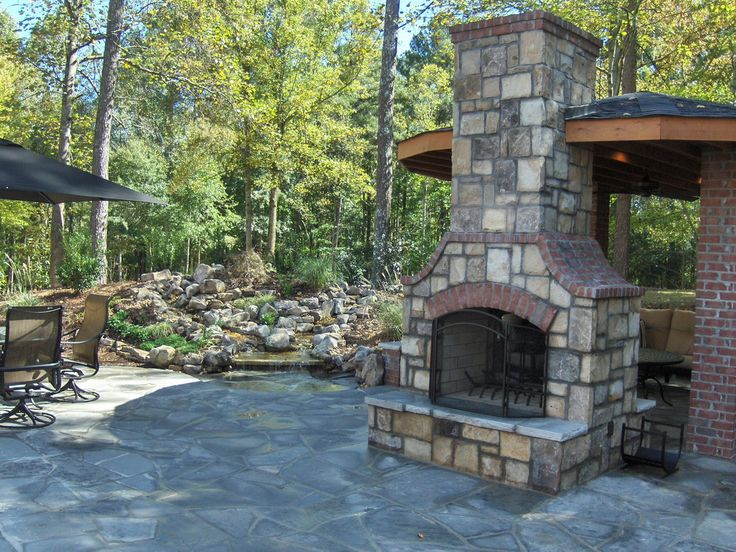 527 best Backyard Fireplaces, Firepits, Ovens images on Pinterest ...