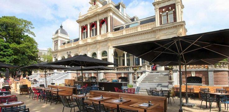 Luxe Lijstjes: 10 Top Terrassen in Amsterdam voor Dit Zonnige Weekend — Pure Luxe