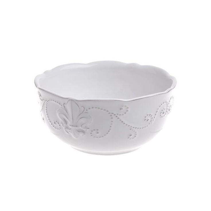 Stoneware Bowl - inart
