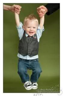 Boy outfit- this is how boys are supposed to look- not in smocked outfits!!! This is for Christina.   :)