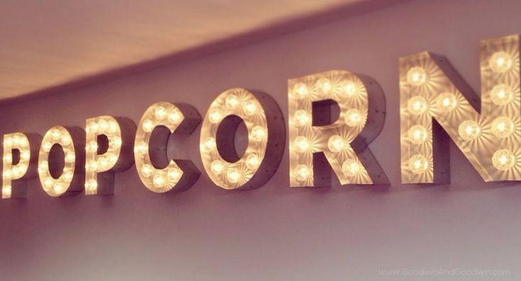 Light up Letters, Fairground Lights, Cinema Signs, Neon Signs London – Goodwin & Goodwin™ - London Sign Makers