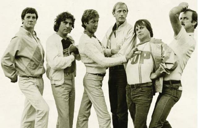 Brilliance...Michael Palin, Terry Jones, Eric Idle, Graham Chapman, Terry Gilliam and John Cleese...Monty Python!