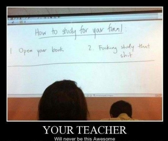 I wish I had this teacher back when I was in school