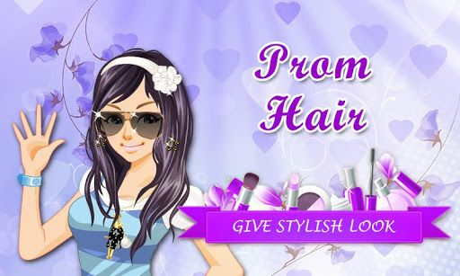 Become a prom queen! Little princesses, prepare yourself for a prom night! Create a perfect makeup, pick a hairstyle a true princess would love, choose a dress!<p>Dress up a cute beautiful girl for a prom night. Give the princess a makeover, apple make-up