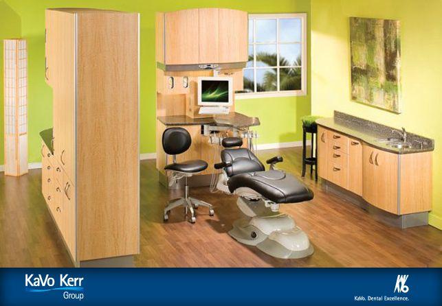 El consultorio dental ideal.