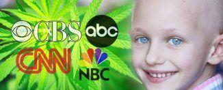 'Wonderbaby' verlost van hersentumor nadat gezin kiest voor cannabisolie