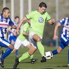 Bundesliga Friendly - VfL Wolfsburg vs SC Heerenveen