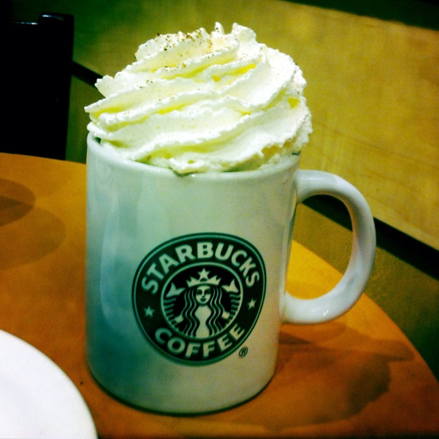 Starbucks Gingerbread Lattes