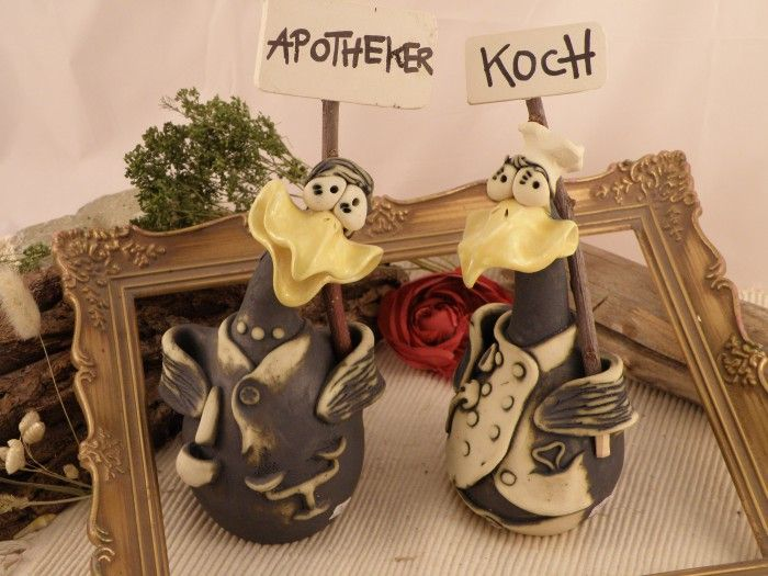 Langhälse « Keramik im Tor