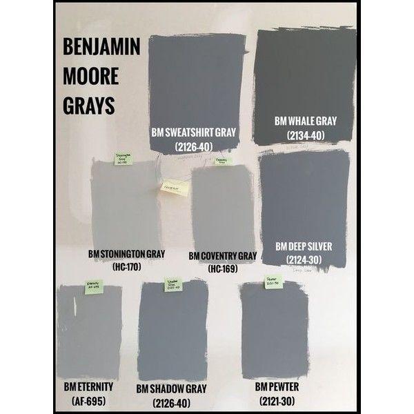 Benjamin Moore Gray Paint Swatches Bm Sweatshirt Gray 2125 40 Bm W Paint Colors For Home Interior Paint Colors For Living Room Paint Colors For Living Room
