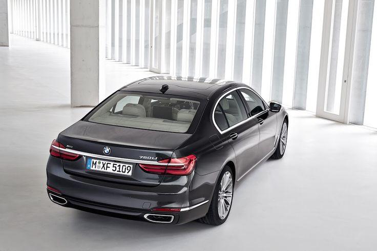Nouvelle BMW Série 7 : pilote automatique, sièges massants et cinéma intégré - http://www.leshommesmodernes.com/bmw-serie-7/