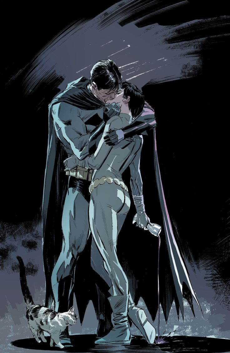 Writer Tom King, Artist Lee Weeks. Batman Annual. Selina and Bruce. Batman and Catwoman. This Issue is gold