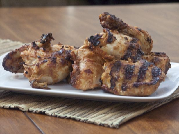 Big Daddy's Downtown Roasted Chicken Recipe : Aaron McCargo Jr. : Food Network -…   – Recipes to try