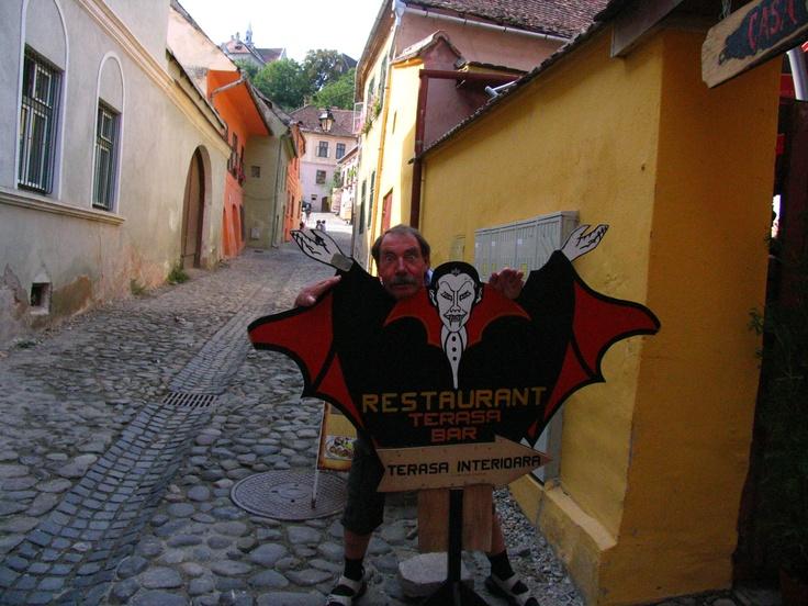A modern Dracula