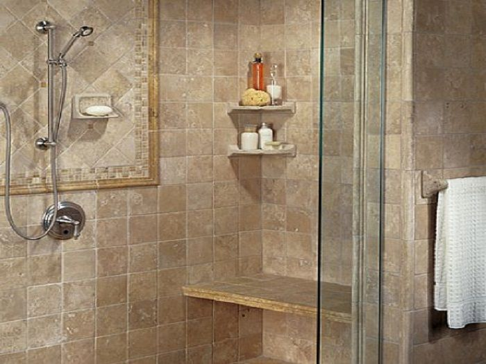 Shower Tile Ideas Small Bathrooms