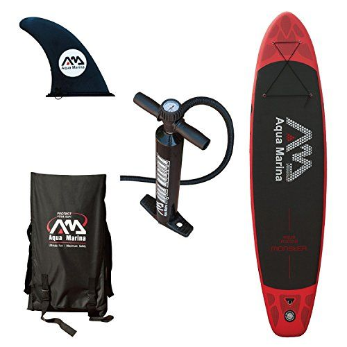 974a18c83 Aqua Marina Monster Bt-88884 Inflatable SUP Review  https   powersportsusa.review