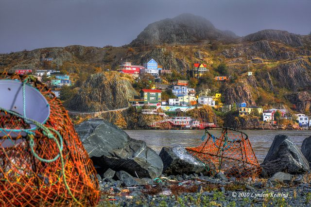 More St. John's, Newfoundland.
