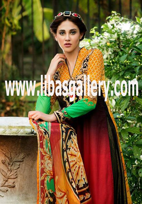 46 Best Tabassum Mughal Ultra Chic New S S15 Lawn Collection Now Available Online Shop The New