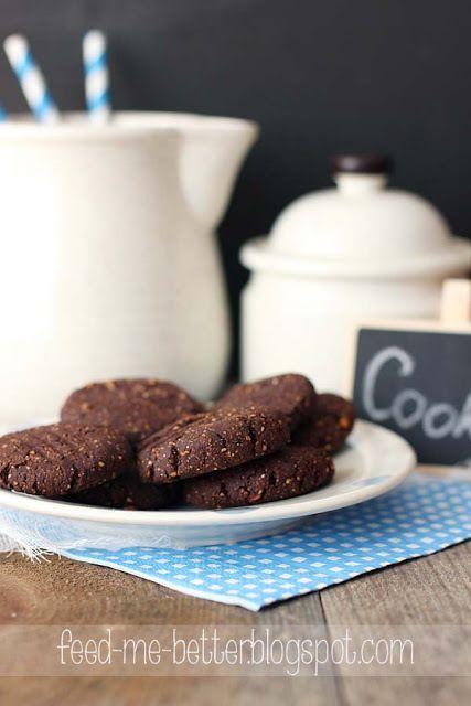 Zdrowe ciasteczka czekoladowo-pomarańczowe. - http://www.mytaste.pl/r/zdrowe-ciasteczka-czekoladowo-pomara%C5%84czowe-4180182.html