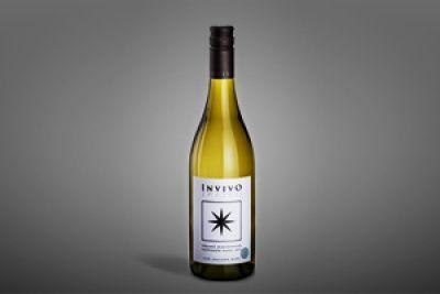 Invivo single vineyard Organic Sauvignon Blanc - grapes sourced from Windrush Vineyard