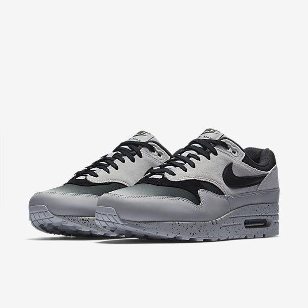 81778edccf Nike Air Max 1 Premium Grey Gradient Toe