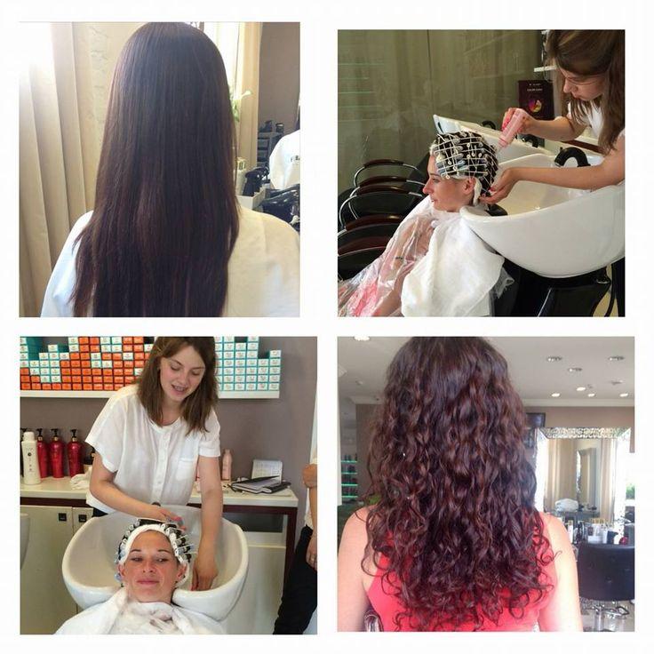Завивка волос от MOSSA младший мастер Хоменкова Диана #kiev #киев #vtsalons #vtstyle #beautykiev ул. Ахматовой, 32/18 +38 044 384 19 44, +38 067 245 56 65 On-line запись: http://vtsalons.com/salons/kiev/ahmatova salon7@vtsalons.com #hair #hairstyle #instahair #hairstyle #haircolour #haircolor #hairdye #hairdo #haircut #longhairdontcare #braid #fashion #instafashion #straighthair #longhair #style #straight #curly #black…