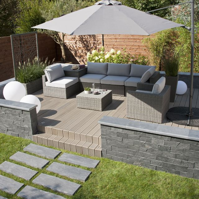 castorama dalle beton carrelage sur plot terrasse exterieur castorama dalle peinture terrasse. Black Bedroom Furniture Sets. Home Design Ideas