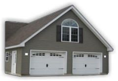 Amish Road Crew, Garage Builders, We Build Garages for Home Owners