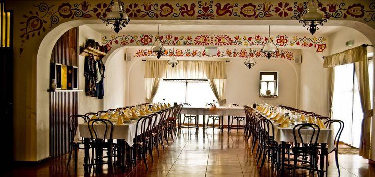 Penzión Starý hostinec, Vám ponúka ubytovanie a slovenskú reštauráciu v tichom dedinskom prostredí obce Svätý Anton.