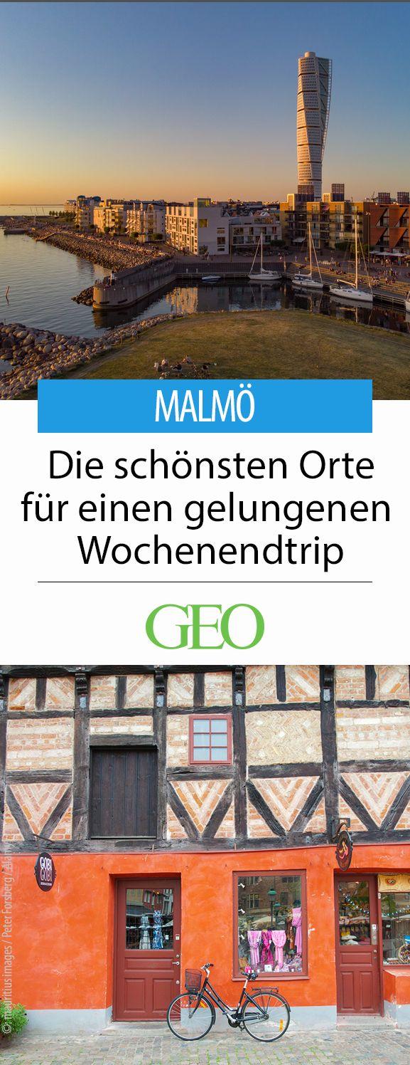 Malmö: Die besten Tipps für das perfekte Wochenende